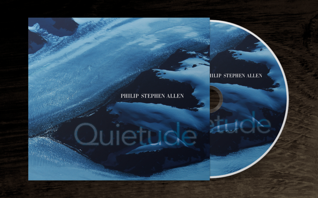 Quietude, my 2nd album, is complete.